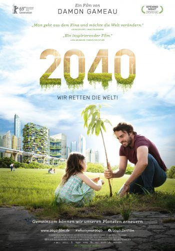 2040 – WIR RETTEN DIE WELT